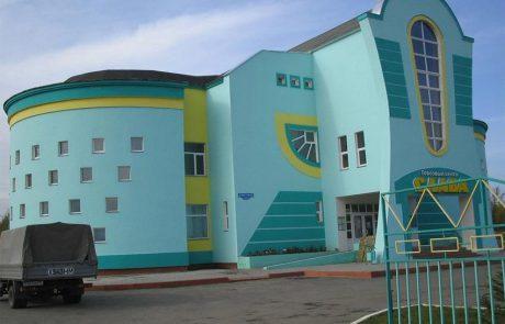 Фасадная акриловая краска Финиш Фасад