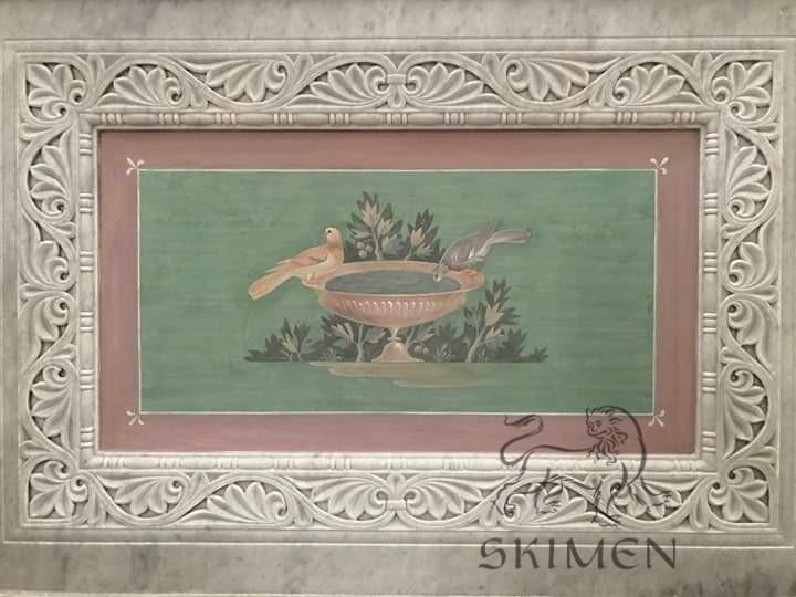 Орнамент иконостас Беслан