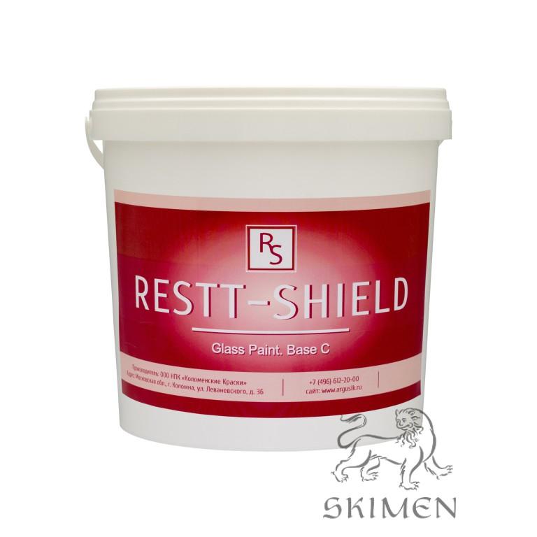Фасадная силикатная краска Restt-Shield